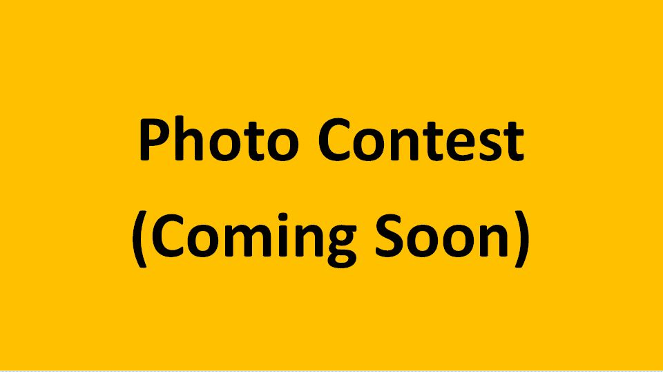 Photo Contest (Coming Soon)