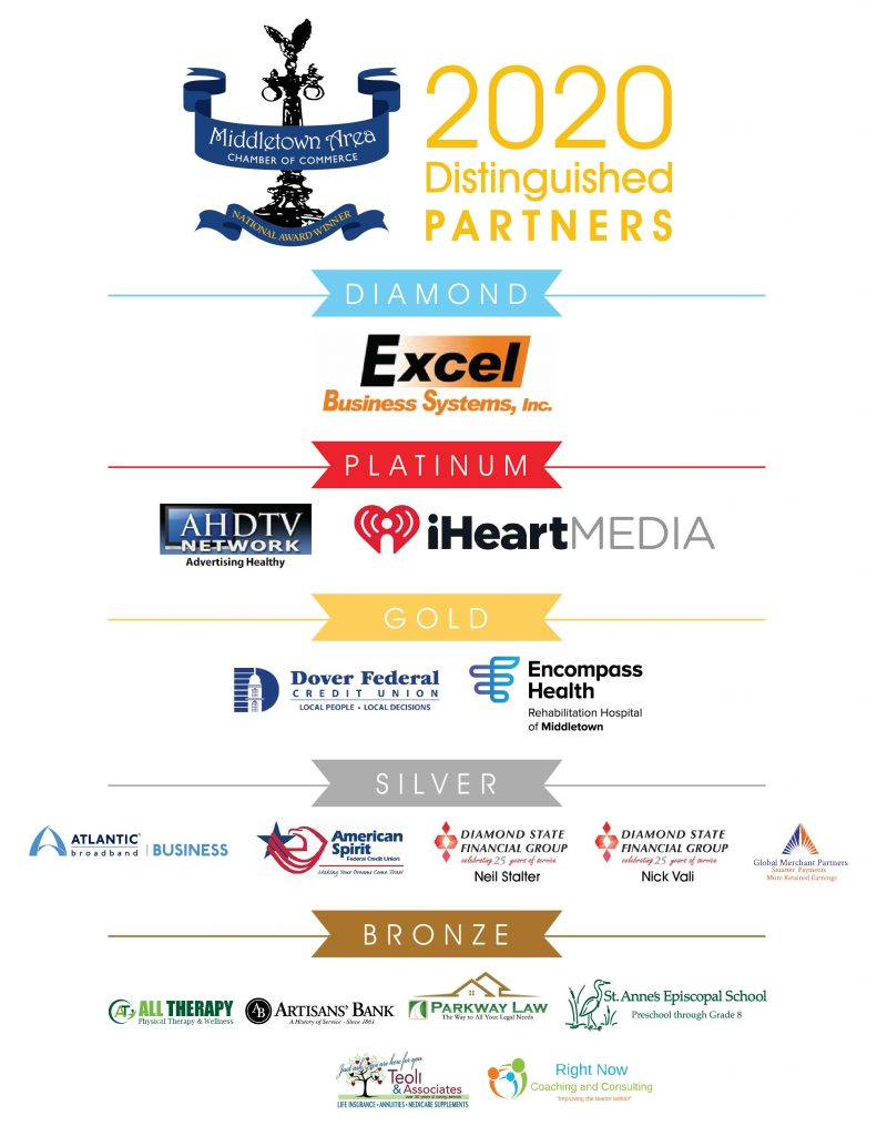 2020 Distinguished Partners