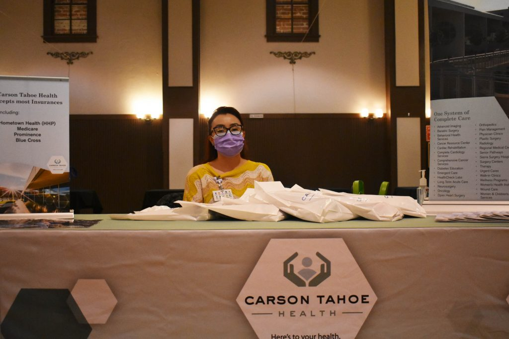 Carson Tahoe