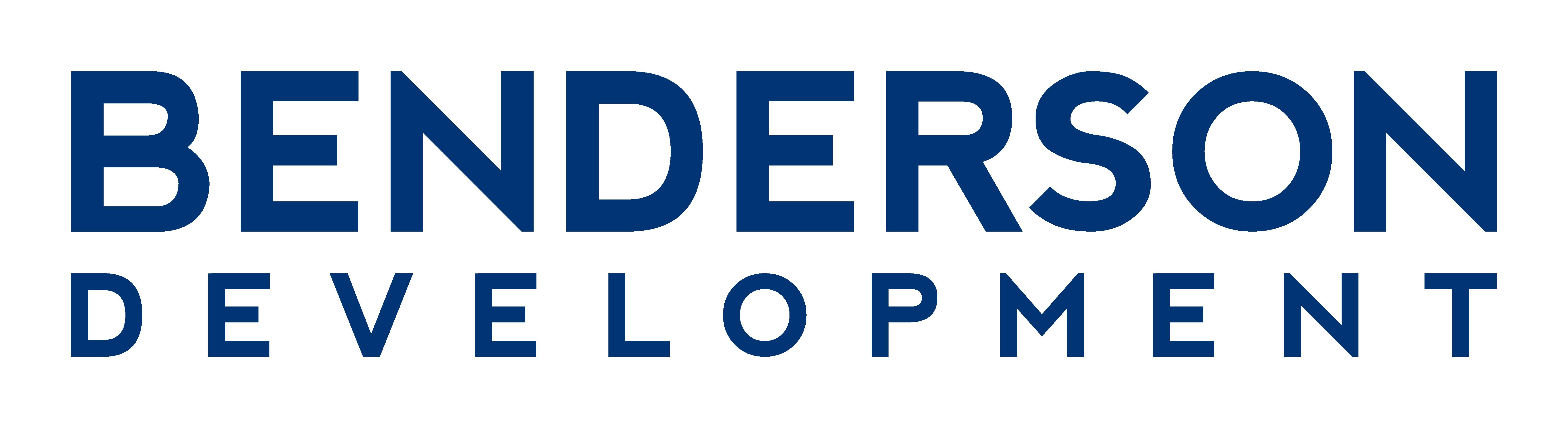 Benderson Development_LOGO_BLUE