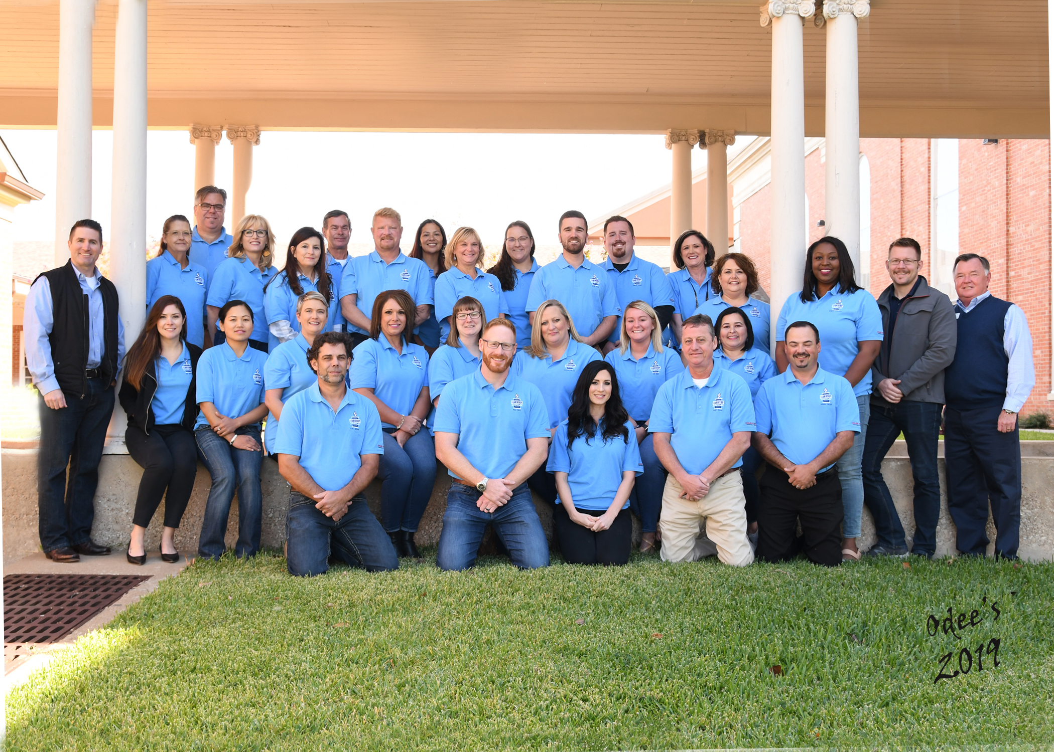 Leadership Sherman Class of 2020 Photo