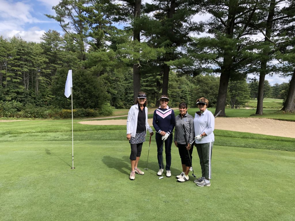 woman's team
