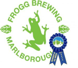 """GKPC is excited to highlight our first member of the week, Frogg Brewing! Located in Marlborough, NH, Frogg Brewing has been recognized for their charitable actions and dedication to the community. On July 24th, they teamed up with Cousins Maine Lobster, Fabrics by Finn, Fine Swine BBQ, and Quincy Lord Music to hold the """"Barks and Brews"""" fundraiser for Sato Heart Rescue, a non-profit run exclusively by volunteers. Sato Heart Rescue brings in neglected animals from Puerto Rico and spreads awareness about animal welfare. For every drink Frogg Brewing sold at this event, one dollar went towards Sato Heart Rescue... and they were able to raise over $300!"""
