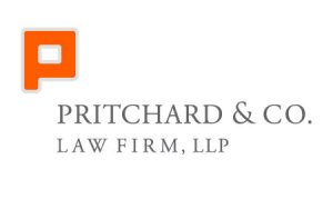 Pritchard logo outlined
