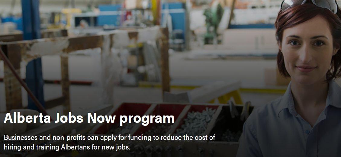 Alberta Jobs Now