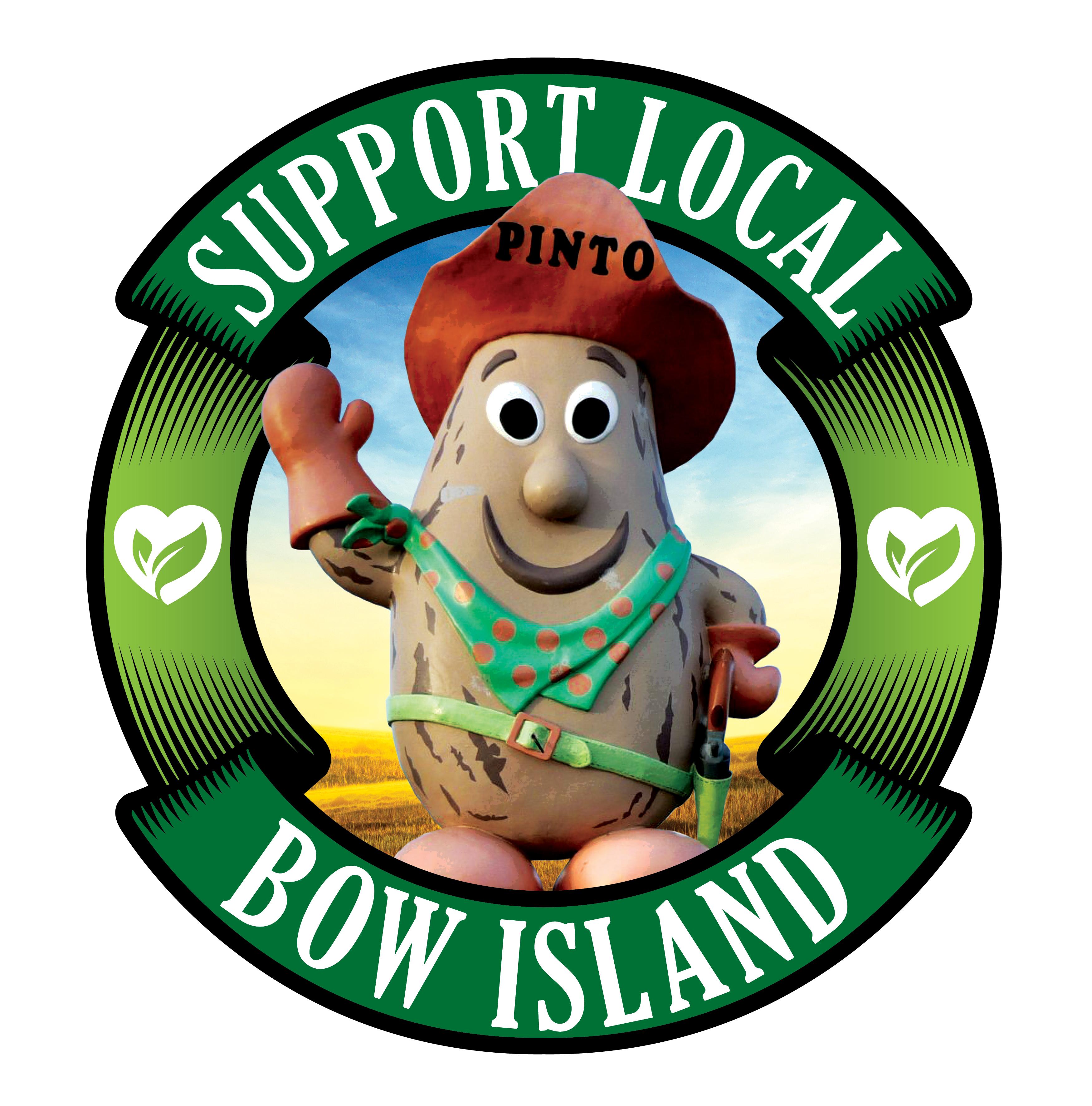 bow island pinto