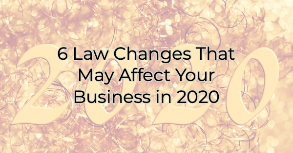 6 laws