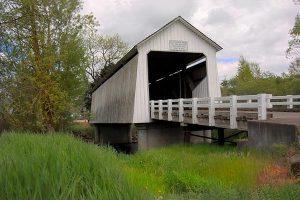 Gallon House bridge