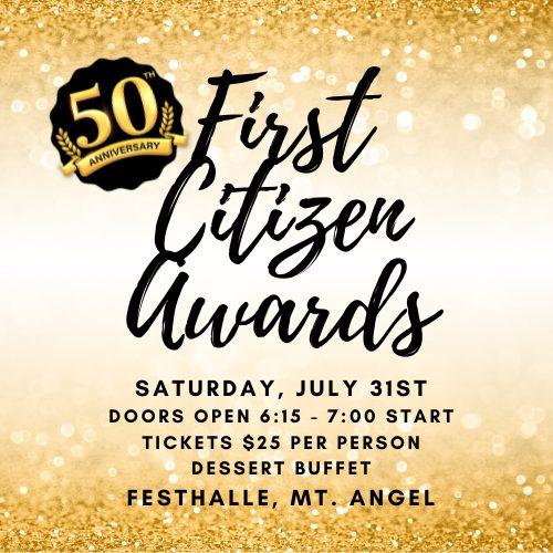 First Citizen Awards