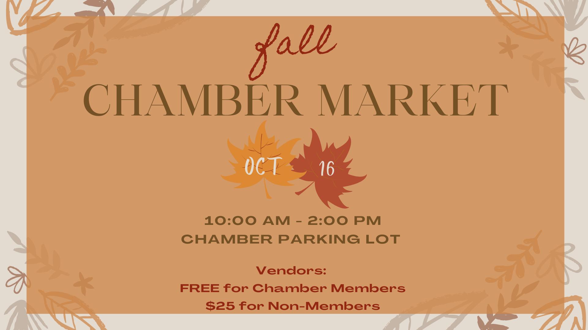 Fall Chamber Market FB