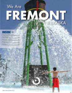 Community magazine cover