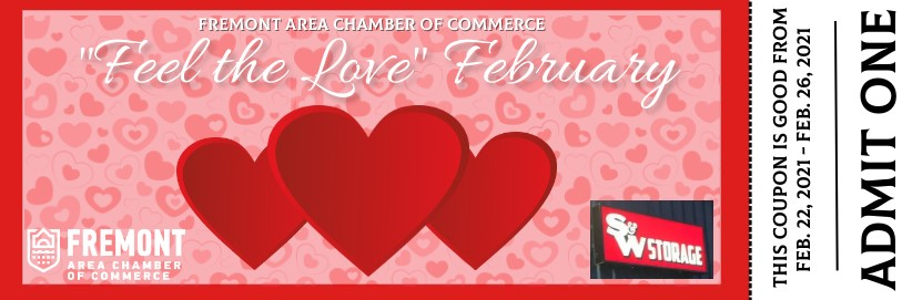 2.22-2.26 Feel the Love S&W Storage Coupon