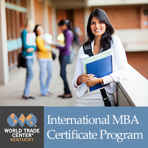 International MBA Certificate Program