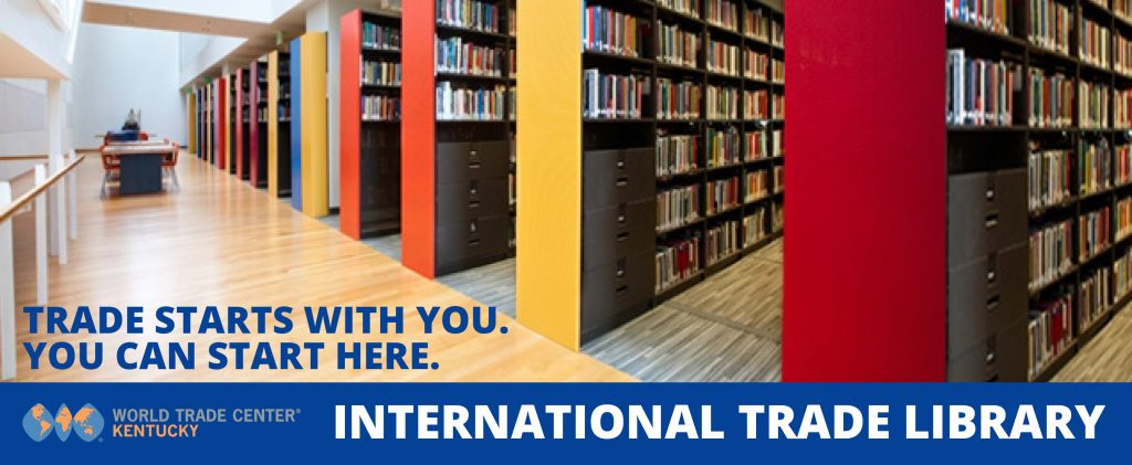 Trade Library Banner