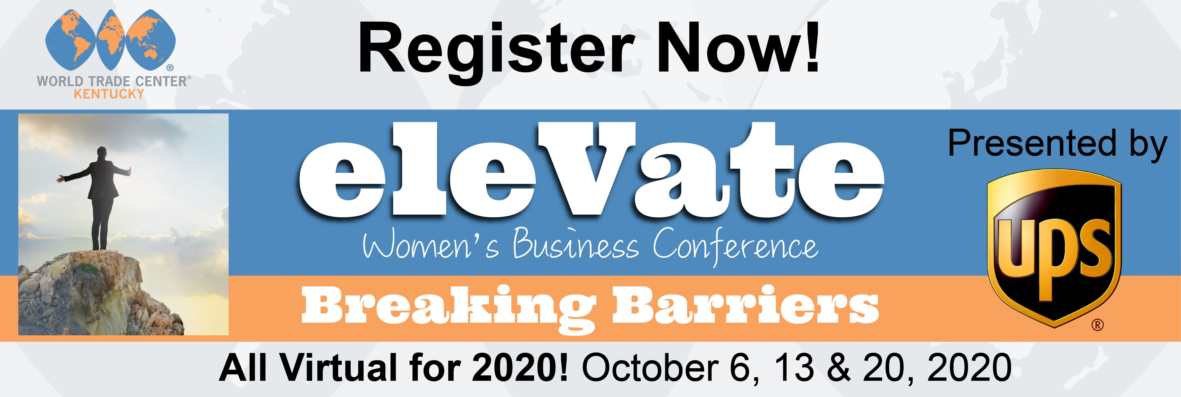 Register now for eleVate 2020!