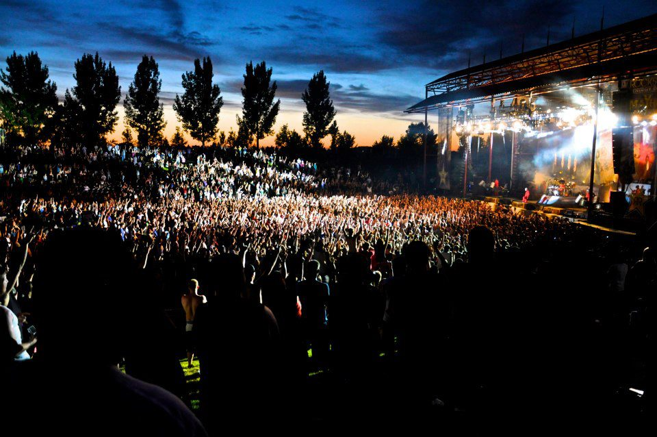 Ford Idaho Center Amphitheater