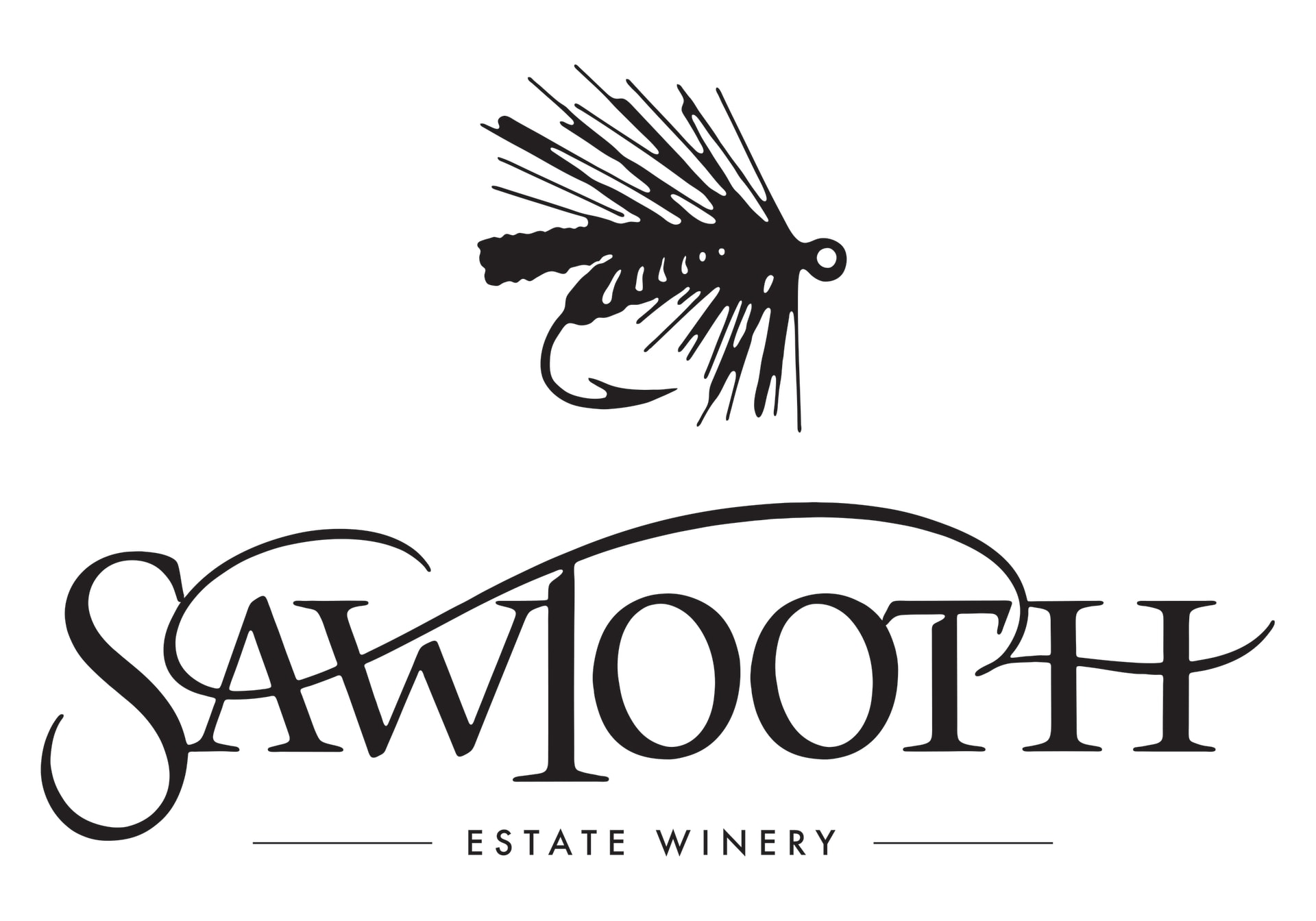 Saw Tooth Estate Winery Logo