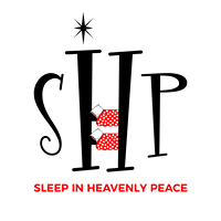 Sleep In Heavenly Peace Logo