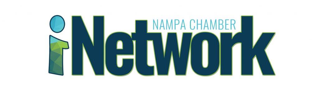 Nampa Chamber I Network Logo