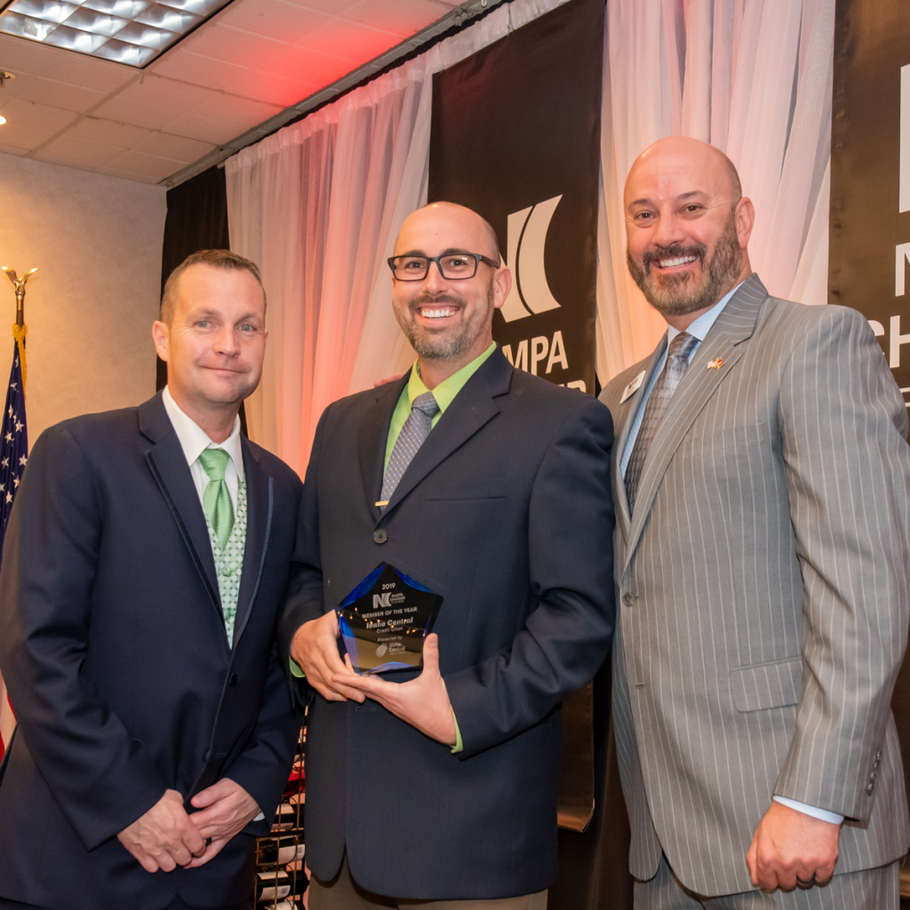 2019 Chamber Member of the Year, Idaho Central Credit Union