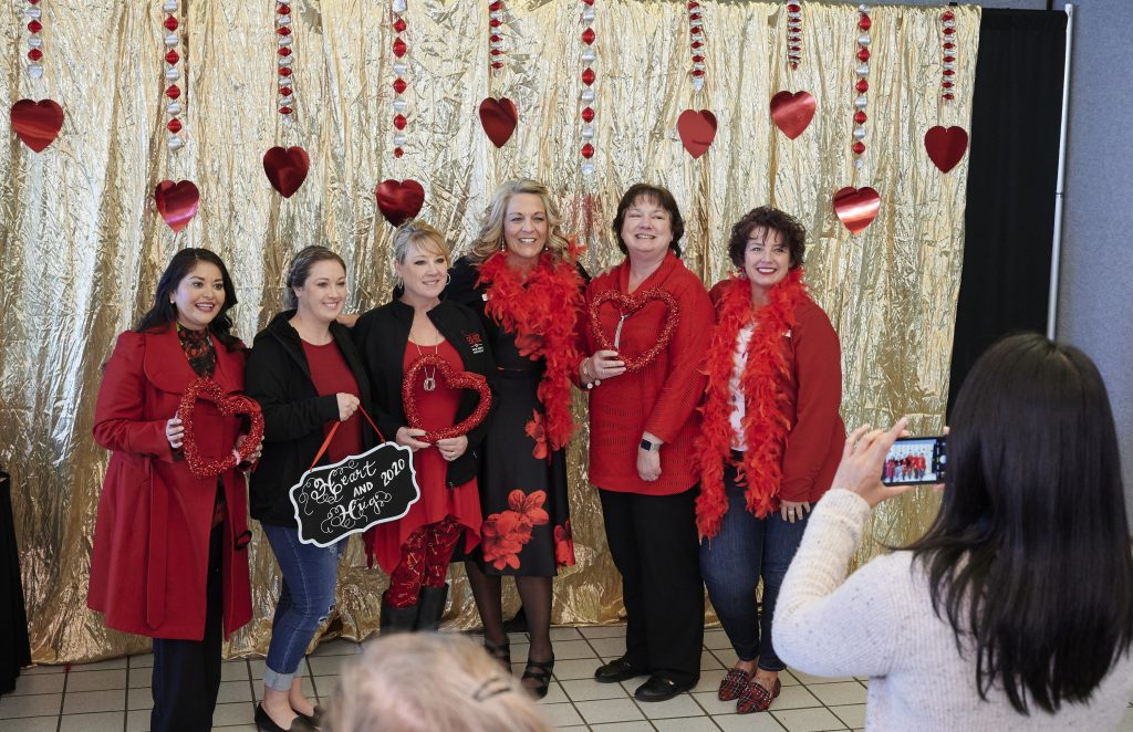 Women's Heart and Hug Luncheon