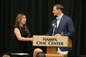 Mari Ramos, Pay It Forward Scholarship  Recipient