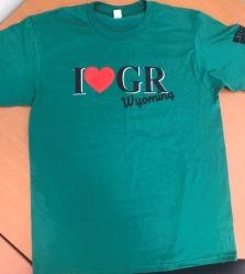 I Heart GR t-shirt