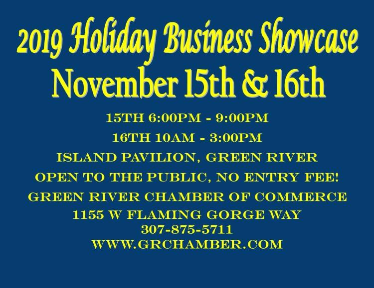 Holiday Business Showcase