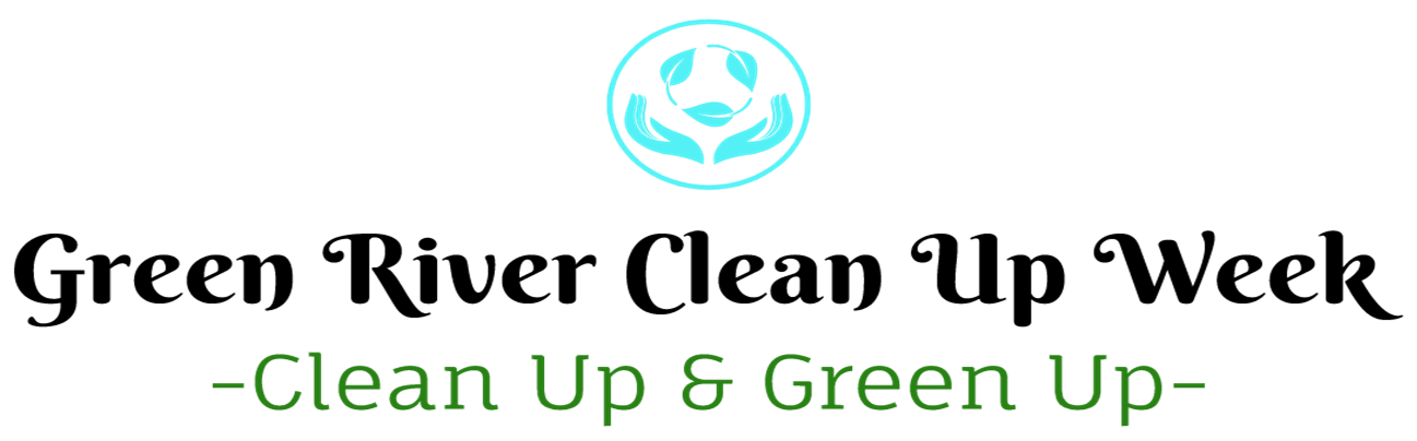 clean up week logo