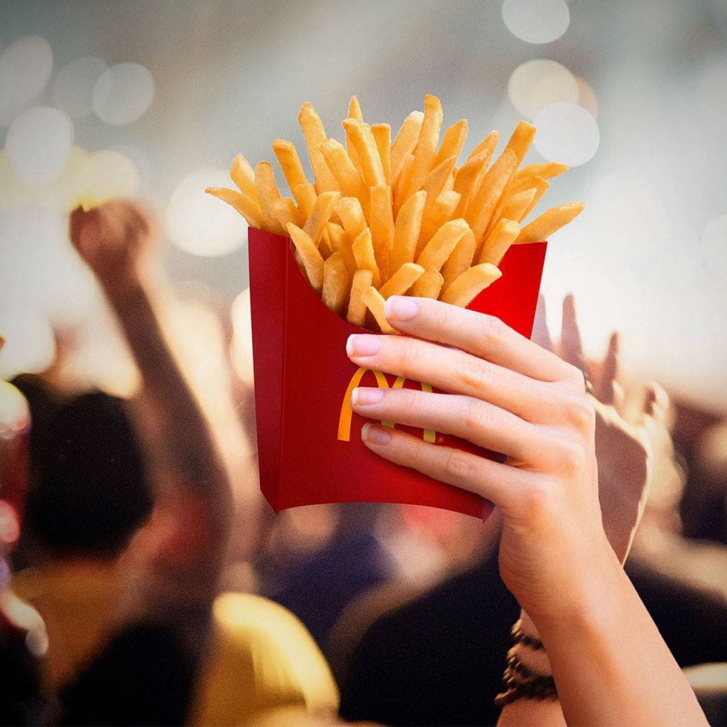 MD Fries