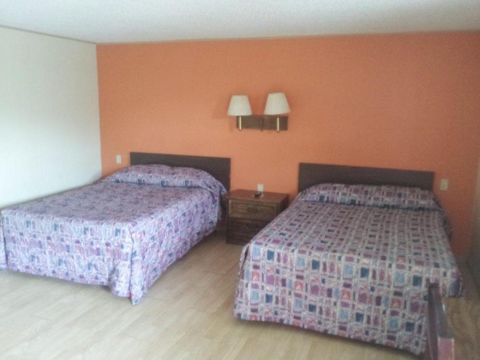 Mustang Motel Room 3