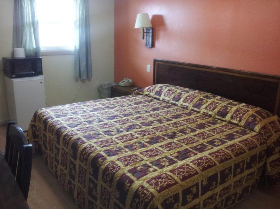 Mustang Motel Room