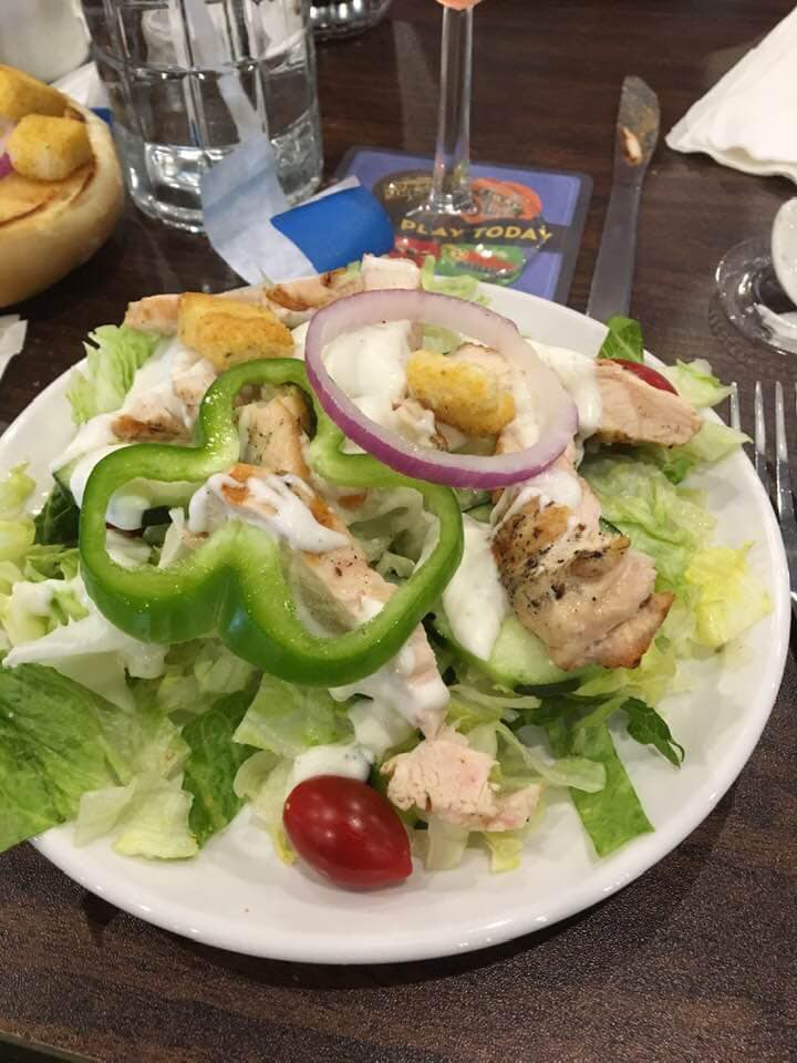 TBG Salad