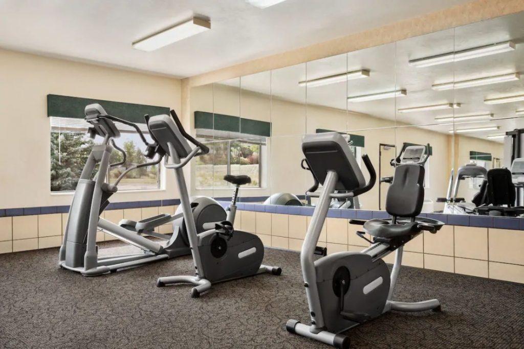 Travelodge Fitness Room