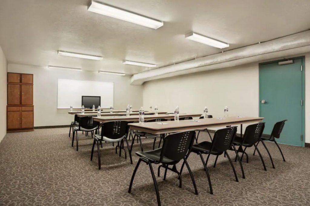 Travelodge Meeting Room