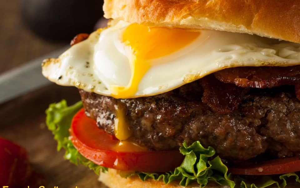 hitching post burgers