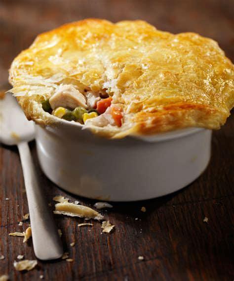 hitching post pot pie
