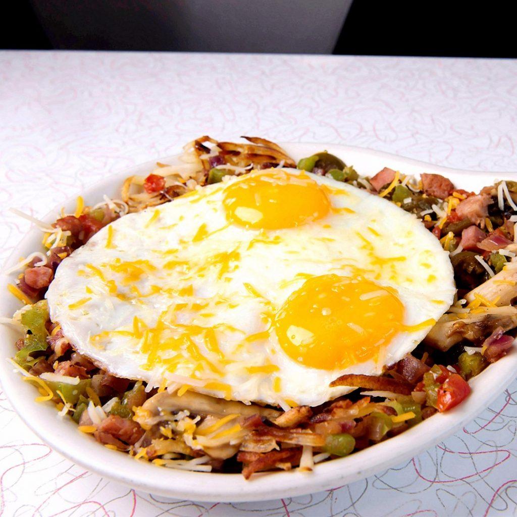 pennys breakfast hash