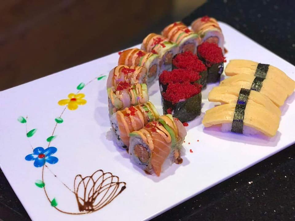 sapporos sushi plate 2