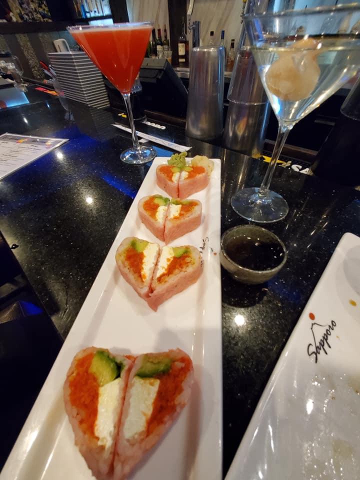 sapporos sushi
