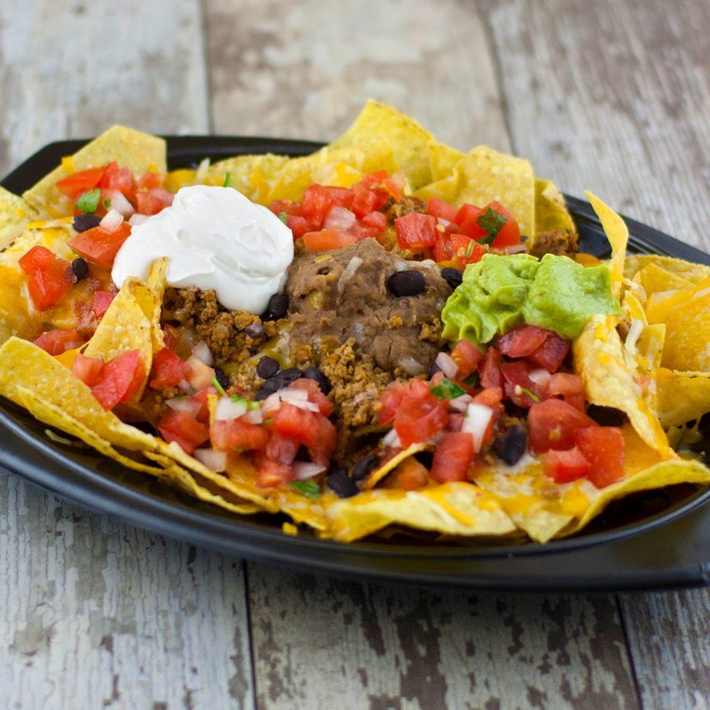 taco time nachos