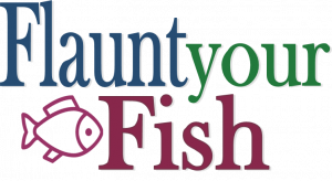 fluant your fish logo