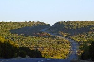 Mineral Wells Palo Pinto County Road