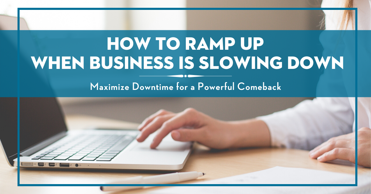 _Ramp Up, Slow Down Blog Featured Image