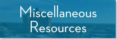 Misc Resources
