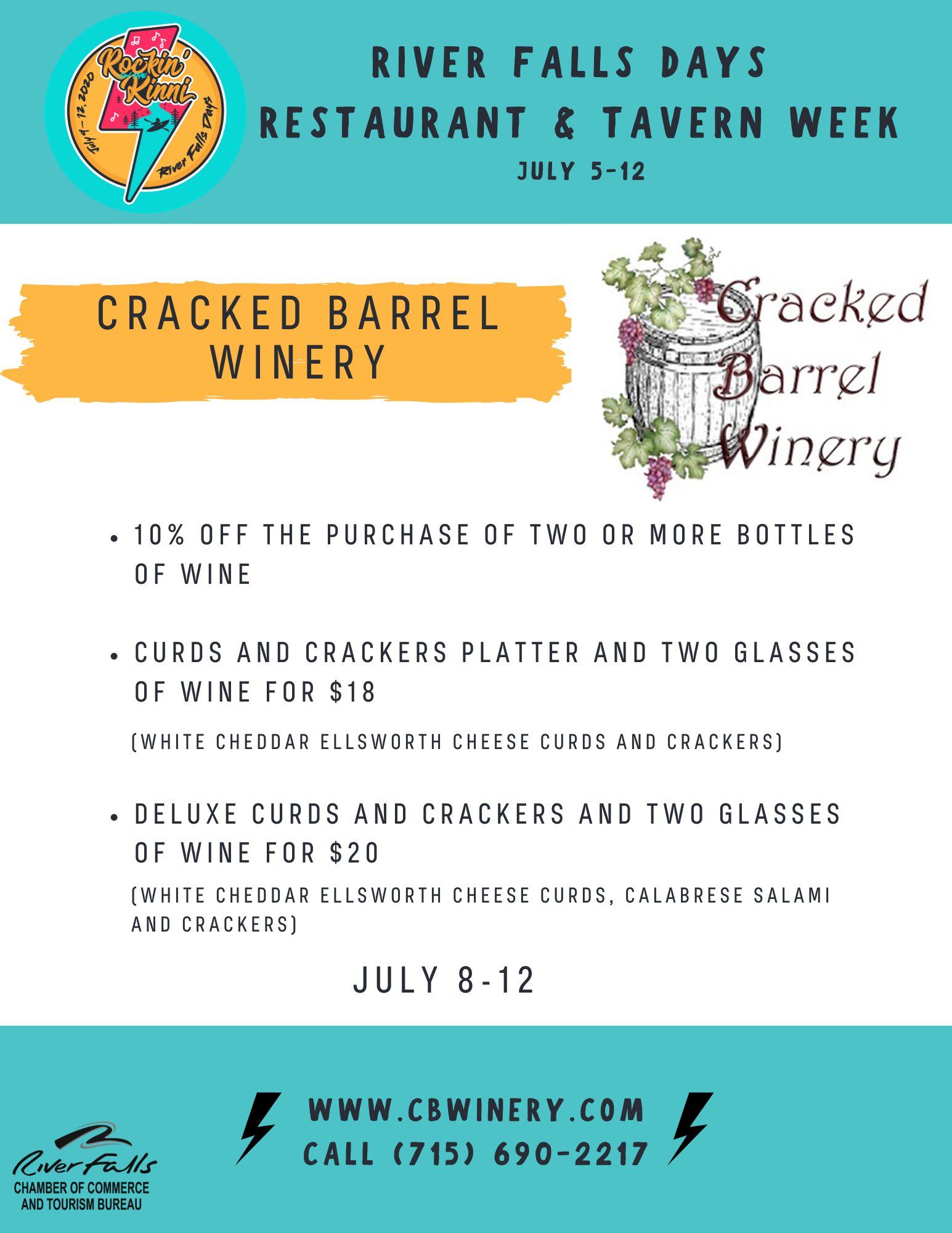 Cracked Barrel Winery
