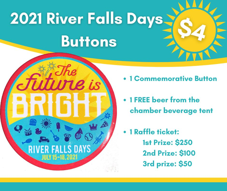 River Falls Days Buttons (1)