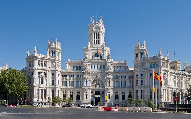 Spain Trip Palacio de Comunicaciones