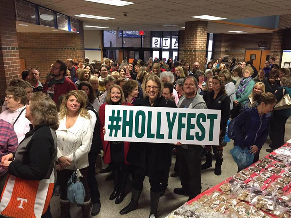 Hollyfest