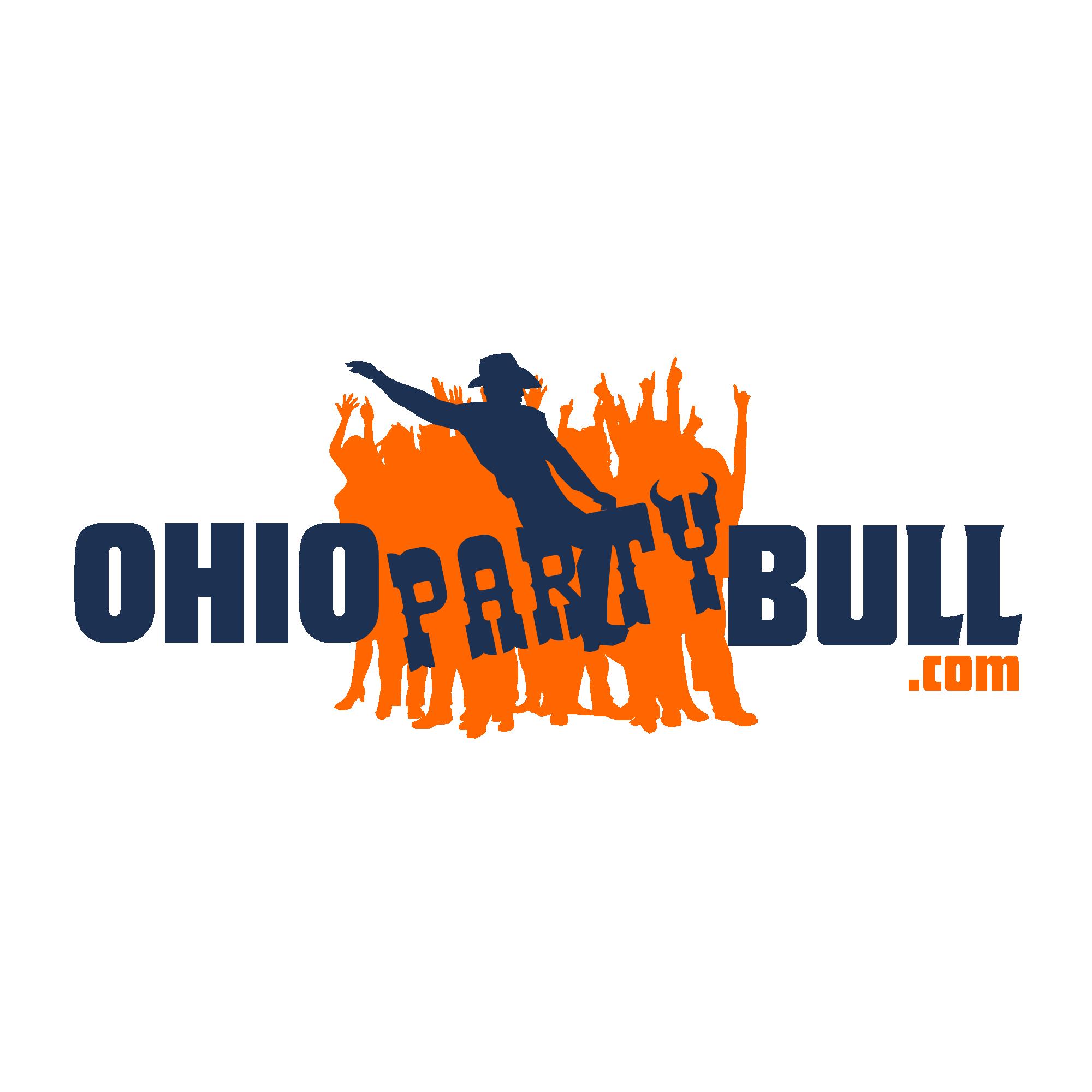 Ohio Party Bull Logo